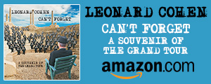 LEONARD COHEN - CAN'T FORGET - A SOUVENIR OF THE GRAND TOUR - AMAZON.COM